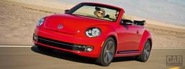 Volkswagen Beetle Cabriolet Turbo US-spec - 2012