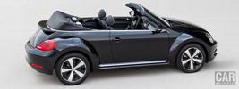 Volkswagen Beetle Cabriolet Exclusive - 2012