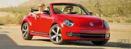 Volkswagen Beetle Convertible - 2012