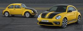 Volkswagen Beetle GSR - 2013