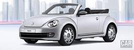 Volkswagen iBeetle Cabriolet - 2013