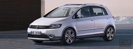 Volkswagen CrossGolf - 2010