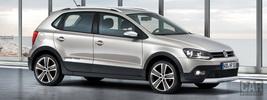 Volkswagen CrossPolo - 2010