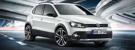 Volkswagen CrossPolo Urban White - 2012