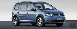 Volkswagen CrossTouran - 2010