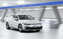 Обои автомобили Volkswagen Golf GTE - 2020