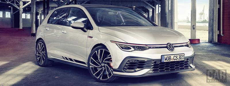 Обои автомобили Volkswagen Golf GTI Clubsport - 2020 - Car wallpapers