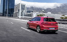 Обои автомобили Volkswagen Golf GTI - 2020