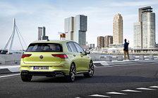 Обои автомобили Volkswagen Golf R-Line - 2020