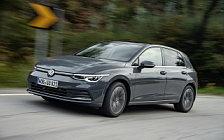 Обои автомобили Volkswagen Golf Style (WOB-GO821) - 2020