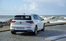 Обои автомобили Volkswagen Golf Style (WOB-GO826) - 2020