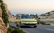 Обои автомобили Volkswagen Golf Style - 2020