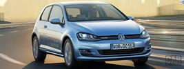 Volkswagen Golf TDI BlueMotion 3door - 2013