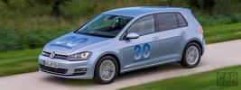 Volkswagen Golf TDI BlueMotion 5door - 2013