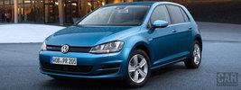 Volkswagen Golf TGI BlueMotion 5door - 2013