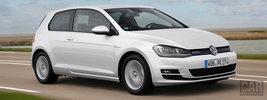 Volkswagen Golf TSI BlueMotion 3door - 2015