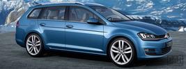 Volkswagen Golf Variant - 2013