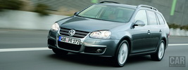 Volkswagen Golf Variant 4Motion 2008