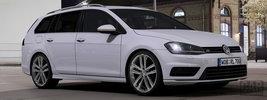 Volkswagen Golf Variant R-Line - 2014