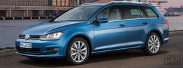 Volkswagen Golf Variant TDI BlueMotion - 2013
