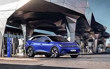 Обои автомобили Volkswagen ID.4 1st - 2021