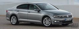 Volkswagen Passat 4 Motion - 2014