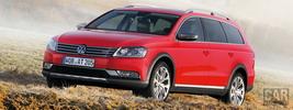 Volkswagen Passat Alltrack - 2012