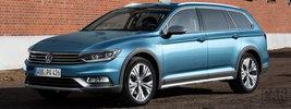 Volkswagen Passat Alltrack - 2016