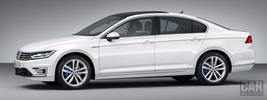 Volkswagen Passat GTE - 2015