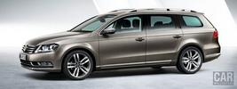 Volkswagen Passat Variant - 2010
