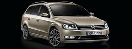 Volkswagen Passat Variant Exclusive - 2011