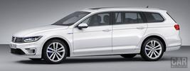 Volkswagen Passat Variant GTE - 2015