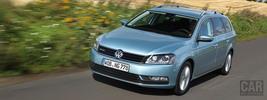 Volkswagen Passat Variant TDI BlueMotion - 2013