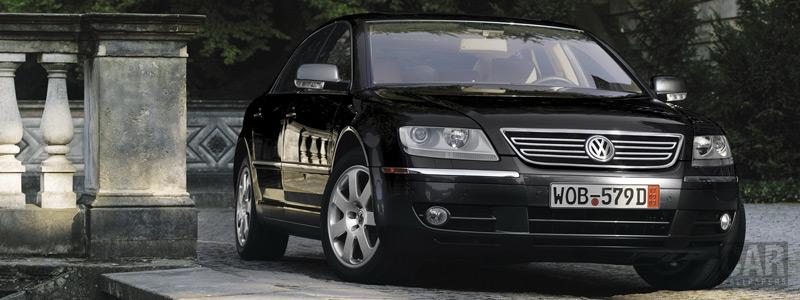 Обои автомобили - Volkswagen Phaeton W12 - Car wallpapers