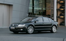 Обои автомобили Volkswagen Phaeton - 2008