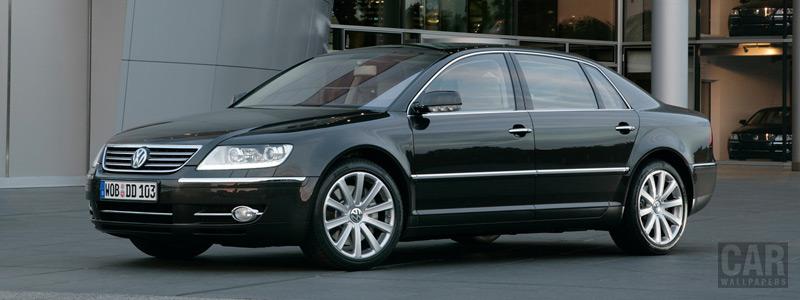 Обои автомобили Volkswagen Phaeton - 2008 - Car wallpapers