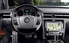 Обои автомобили Volkswagen Phaeton - 2011