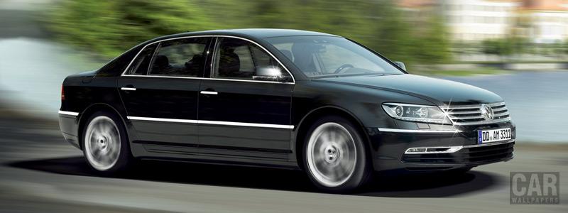 Обои автомобили Volkswagen Phaeton - 2011 - Car wallpapers