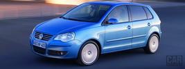 Volkswagen Polo 5 door - 2005