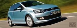 Volkswagen Polo BlueMotion - 2009