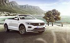 Обои автомобили Volkswagen T-Roc Cabriolet R-Line - 2020