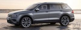 Volkswagen Tiguan Allspace - 2017