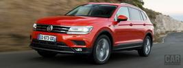 Volkswagen Tiguan Allspace TSI - 2017