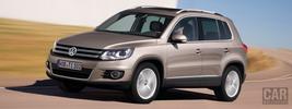 Volkswagen Tiguan Equipment Sport Style - 2011