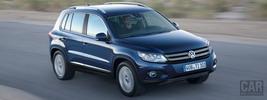 Volkswagen Tiguan Equipment Track Style - 2011