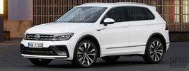 Volkswagen Tiguan R-Line - 2016