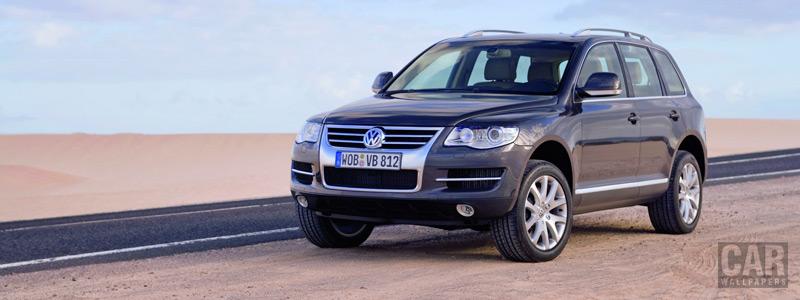 Обои автомобили - Volkswagen Touareg - Car wallpapers