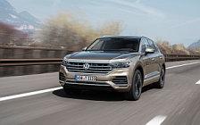 Обои автомобили Volkswagen Touareg V6 TDI Atmosphere - 2018