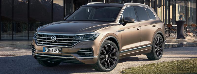 Обои автомобили Volkswagen Touareg V6 TDI Atmosphere - 2018 - Car wallpapers