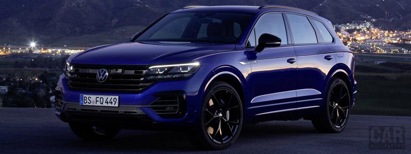 Обои автомобили Volkswagen Touareg R - 2020 - Car wallpapers